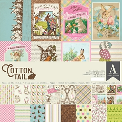 Authentique - Cottontail Collection - Collection Kit