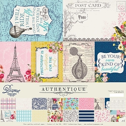 Authentique - Dame Collection - Collection Kit