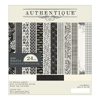 Authentique - Everlasting Collection - 6x6 Paper Pad