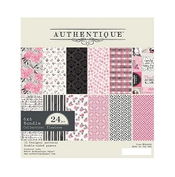 Authentique - Flawless Collection - 6x6 Paper Pad