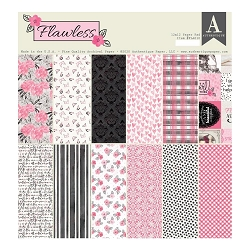 Authentique - Flawless Collection - 12x12 paper pad