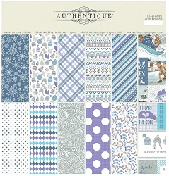 Authentique - Frosted Collection - Collection Kit