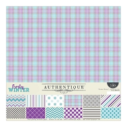 Authentique - Frosty Winter Collection - Collection Kit