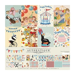 Authentique - Hooray Collection - Collection Kit