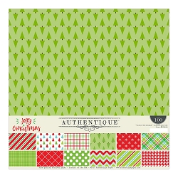 Authentique - Jolly Christmas Collection - Collection Kit