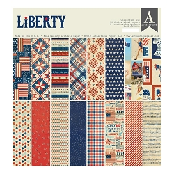 Authentique - Liberty Collection - Collection Kit