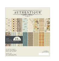 Authentique - Nestled Collection - 6x6 Paper Pad