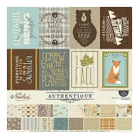 Authentique - Nestled Collection - Collection Kit :)