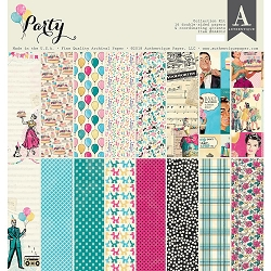 Authentique - Party Collection - Collection Kit
