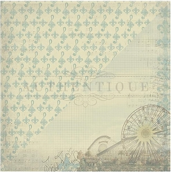 Authentique - Pastime Collection - 12