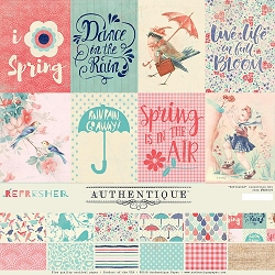 Authentique - Refreshed Collection - Collection Kit