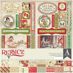 Authentique - Rejoice Collection - Baking Collection Kit