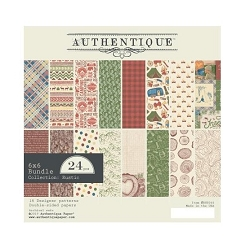 Authentique - Rustic Collection - 6x6 Paper Pad