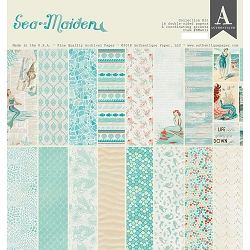 Authentique - Sea-Maiden Collection - Collection Kit