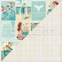 Authentique - Sea-Maiden Collection - 12
