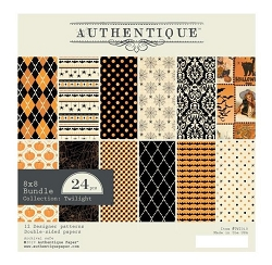 Authentique - Twilight Collection - 8x8 Paper Pad