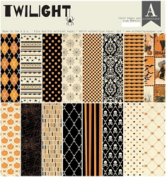 Authentique - Twilight Collection - 12x12 paper pad