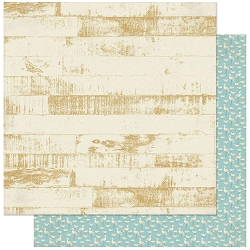 Authentique - Voyage Collection - Three, Beachwood/Shore Birds - 12
