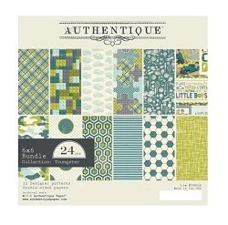 Authentique - Youngster Collection - 6x6 Paper Pad