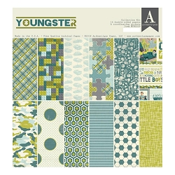 Authentique - Youngster Collection - Collection Kit