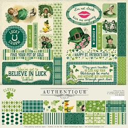 Authentique - Clover Collection - Collection Kit