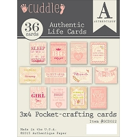 Authentique - Cuddle Girl Collection - 3