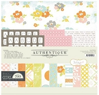 Authentique - Miracle Girl Kit