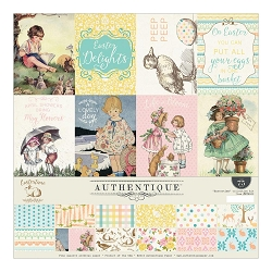 Authentique - Eastertime Collection - Collection Kit