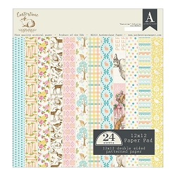 Authentique - Eastertime Collection - 12x12 paper pad
