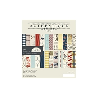 Authentique - Homestead Collection - 6x6 Paper Pad