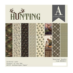 Authentique - Hunting Collection - 6x6 Paper Pad