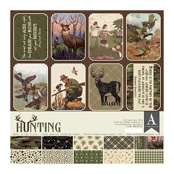 Authentique - Hunting Collection - Collection Kit