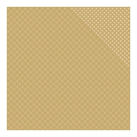 Authentique - Spectrum Series - Honeycomb Quatrefoil/Dot 12