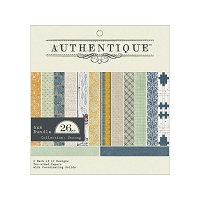 Authentique - Strong Collection - 8x8 Paper Pad