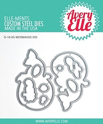 Avery Elle - Elle-ments Dies - Mermaids