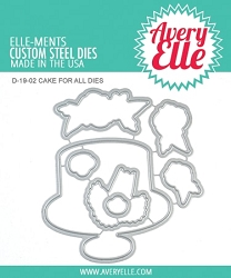 Avery Elle - Elle-ments Dies - Cake For All