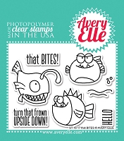 Avery Elle - Clear Stamps - That Bites