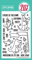 Avery Elle - Clear Stamps - Band Camp