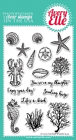 Avery Elle - Clear Stamps - The Reef