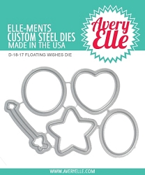 Avery Elle - Elle-ments Dies - Floating Wishes