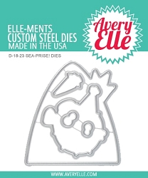 Avery Elle - Elle-ments Dies - Sea-Prise!
