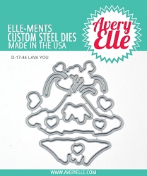 Avery Elle - Elle-ments Dies - Lava You
