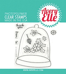 Avery Elle - Clear Stamps - Cloche