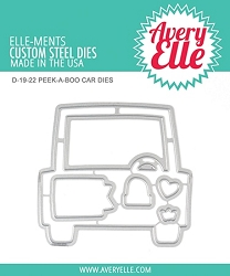 Avery Elle - Elle-ments Dies - Peek-A-Boo Car