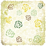 Basic Grey Origins - Doilies - Patterned (Die Cut Lace Paper)