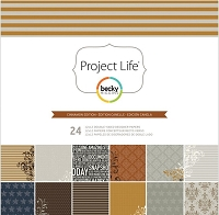 Becky Higgins - Project Life  - 12