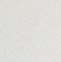 Best Creation Solid Glitter Cardstock - White