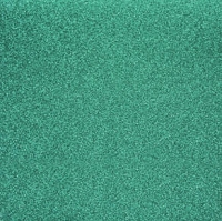 Best Creation Solid Glitter Cardstock - Prussian Blue