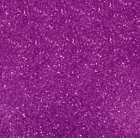 Best Creation Solid Glitter Cardstock - Violet