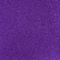 Best Creation Solid Glitter Cardstock - Grape Gem